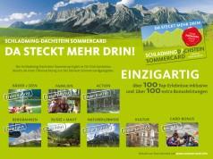 Schladming- Dachstein Sommercard inklusive